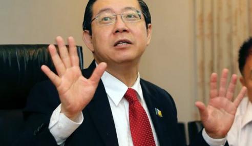DAP Tak 'Sentuh' Bangunan Haram Sebelum 2008