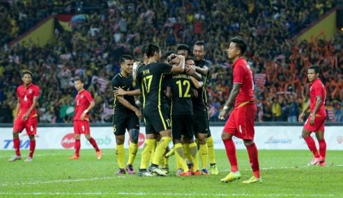 Malaysia Benam Myanmar Layak Ke Separuh Akhir
