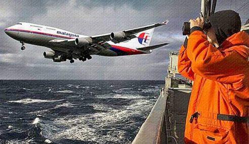 Kerajaan Sedia Cari Semula MH370 Jika Ada Bukti Kukuh