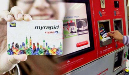 Pengguna LRT, MRT & Monorel Dinasihat Guna TNG