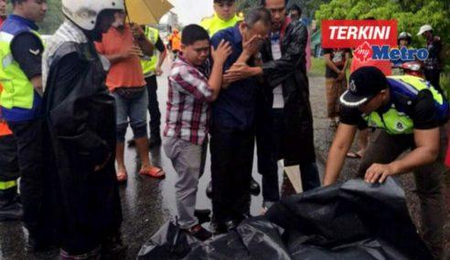 Anak Exco Kedah Maut Nahas Lebuh Raya