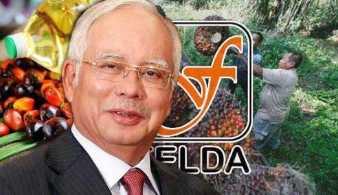 Najib Terkilan Tiada Lagi Hari Peneroka
