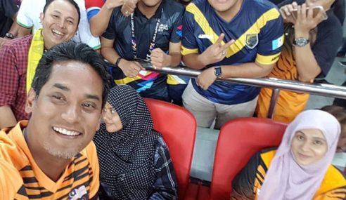 Demi Malaysia, KJ Ketepi Ideologi Politik
