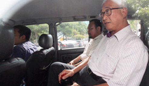 Kilang Haram: Exco P.Pinang & Anak Direman