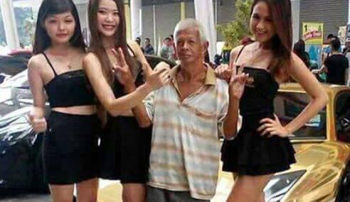 Siapa Gerangan 'Uncle Robert Si Legend Kuching'?