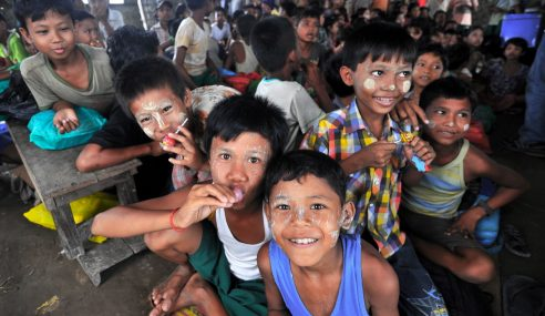 Anak Rohingya Harap Malaysia Hargai Nikmat Kemerdekaan
