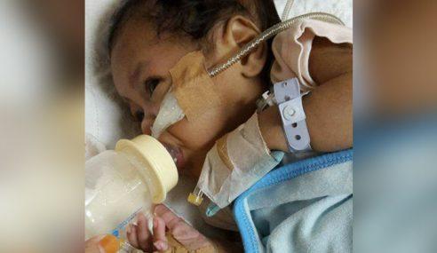 Kisah Bayi Hidap Pneumonia Akibat Asap Rokok