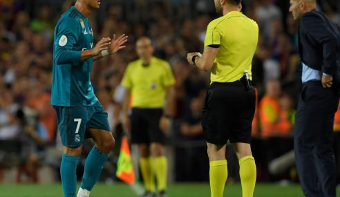 Tolak Pengadil, Ronaldo Berdepan Hukuman Berat