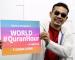 Rosyam Daki Tangga Menara KL Sokong World #QuranHour