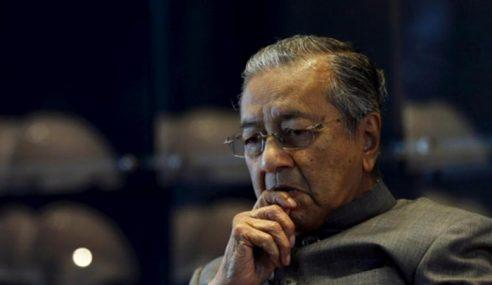 Dr Mahathir Gagal Peroleh Penangguhan, RCI Bermula Isnin