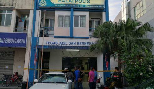 Mayat Anggota Polis Ditembak Dibawa Balik