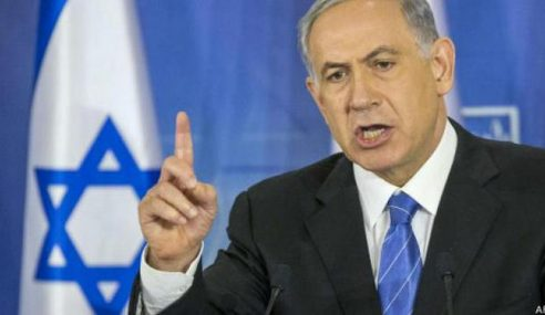 Pelarian Syria Dilarang Masuk Israel: Netanyahu