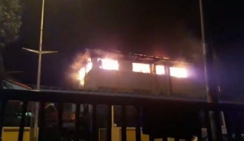 Minta Jangan Sebar Video Kebakaran Pusat Tahfiz