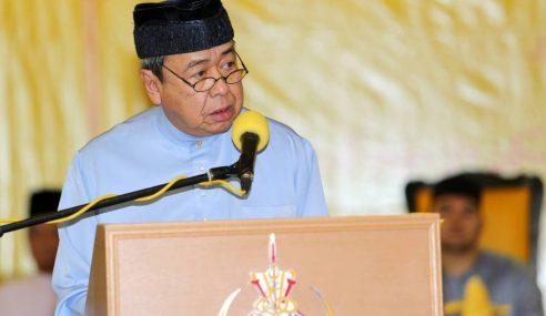 Istiadat Angkat Sumpah MB Selangor Baharu 19 Jun