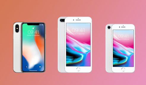 Apple Lancar 3 Model Baharu: iPhone X, 8, 8 Plus