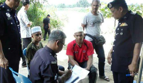 SAR Pelajar Tahfiz Jatuh Sungai Perak Disambung