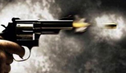 2 Maut Ditembak Penyerang Tidak Dikenali