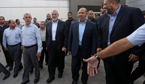Hamas Ulangi Kesediaan Bersatu Dengan Fatah
