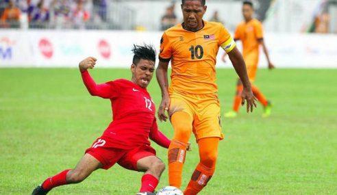 Malaysia Tempah Tiket Separuh Akhir Bola Sepak CP