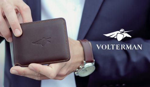 'Volterman Smart Wallet', Dompet Paling Bijak Di Dunia
