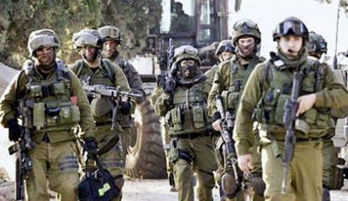 AS Rasmi Pangkalan Tentera Pertama Di Israel