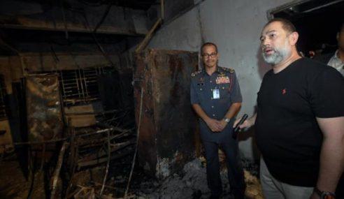 Agong Berangkat Melawat Pusat Tahfiz