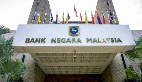 Hutang Luar Malaysia Kekal Terurus – BNM