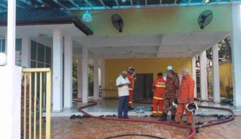 Litar Pintas Mungkin Punca Kebakaran Pusat Tahfiz?