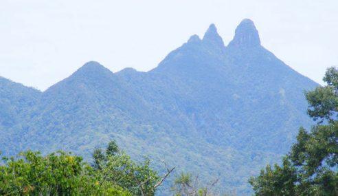 44 Peserta Mula Pendakian Ke Gunung Daik