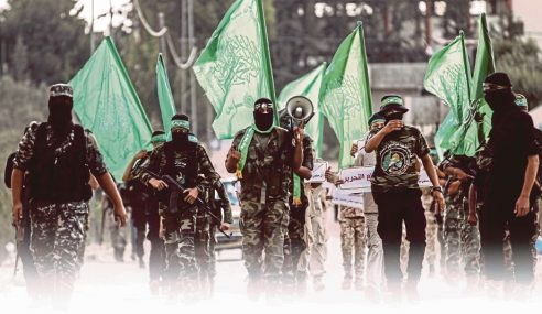 Hamas Sedia Berunding, Berdamai Dengan Fatah