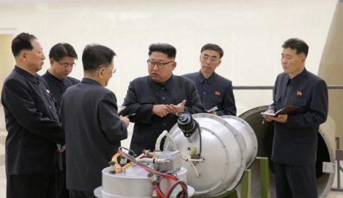 Korea Utara Bangunkan Bom Hidrogen