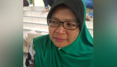 Ibu Mangsa Kebakaran Tahfiz Reda Pemergian Anaknya