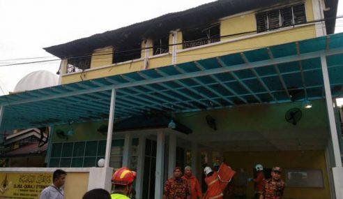 Sekurang-Kurangnya 25 Maut Kebakaran Pusat Tahfiz