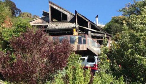 Mangsa Kebakaran Di Christchurch Tiba Di Tanah Air