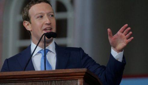 Zuckerberg Pertahan FB, Nafi Dakwaan Anti-Trump
