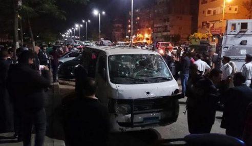 Pasukan Keselamatan Mesir Bunuh 10 Militan