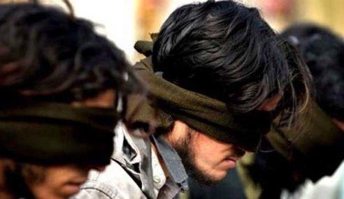 53 Suspek Militan Ditahan Di Karachi, Pakistan