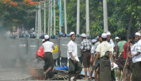Myanmar Zionis Yahudi Di Tengah ASEAN