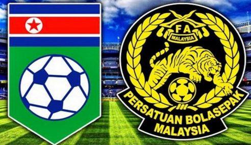 AFC Sekali Lagi Tunda Aksi Korea Utara-Malaysia