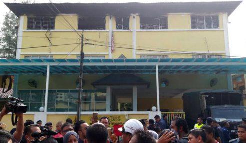 Saksi Dengar Jeritan Mangsa Kebakaran Pusat Tahfiz