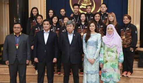 98 Atlet, 9 Jurulatih Selangor Terima Insentif Sukan SEA