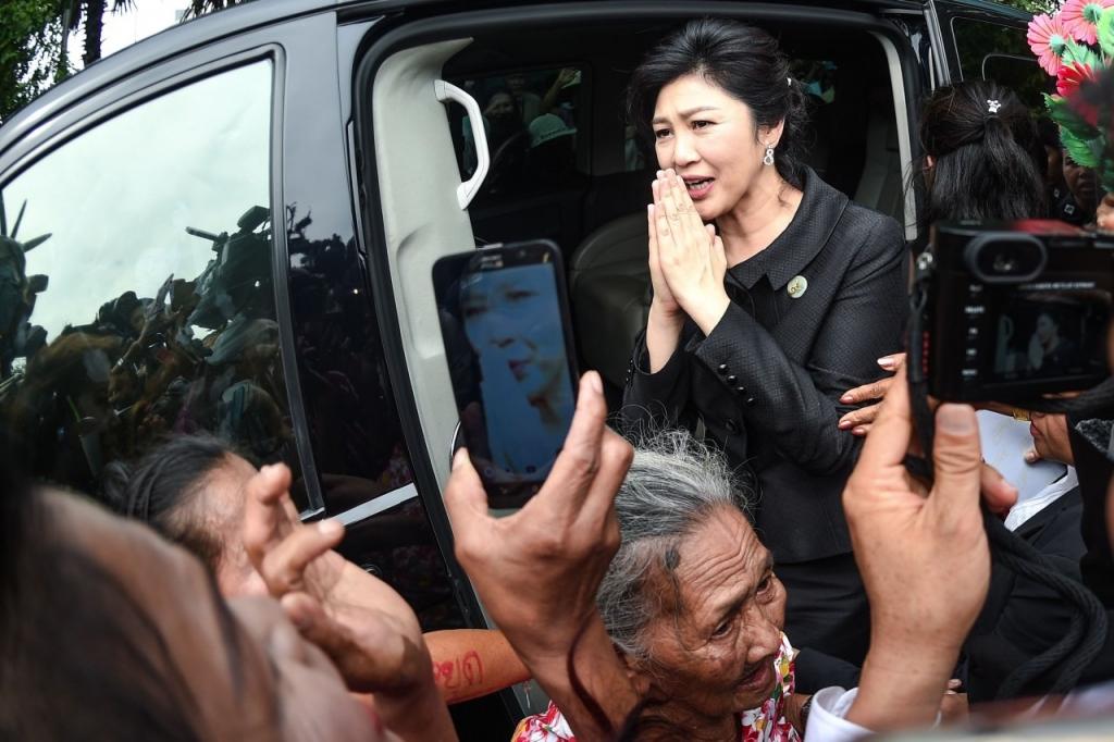 Polis Thai Tunjuk Bukti Yingluck Lari Ke Luar Negara