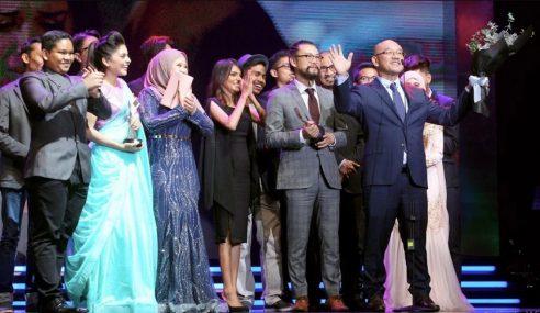 Adiwiraku Filem Terbaik Festival Filem Malaysia Ke-29