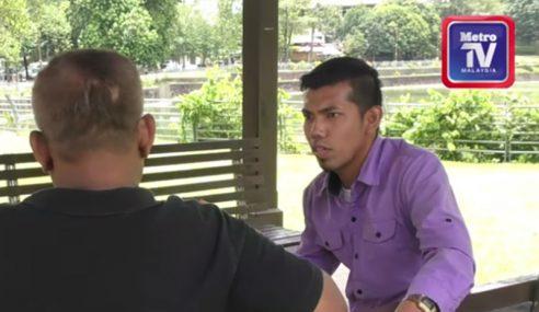 Kencing Atas Jalur Gemilang, Suspek Memang Bermasalah