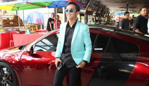 Aiman Tino Makin Popular, Bakal Bida Plat Kereta Baru