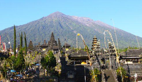 Gunung Agung Bakal Meletus, Bali Kini Berwaspada!