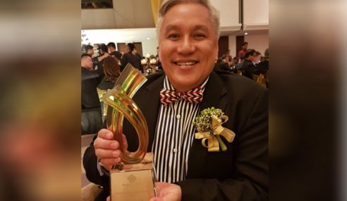 Chef Wan Terima Anugerah 'The Master Chef Of The Year'