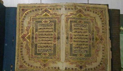 China Arah Serah Al-Quran Atau Kena Hukum!