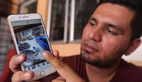 Hadiah RM5k Cari Pencuri Rumah Bos D'Nars Skincare