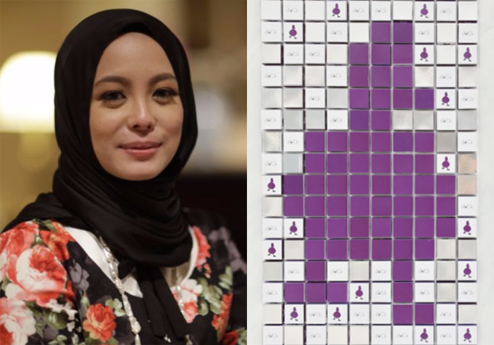 dUCk Cosmetics 'Baby' Baharu Vivy Yusof - MYNEWSHUB